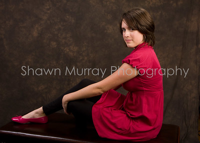 Melissa in Studio_111608_0168