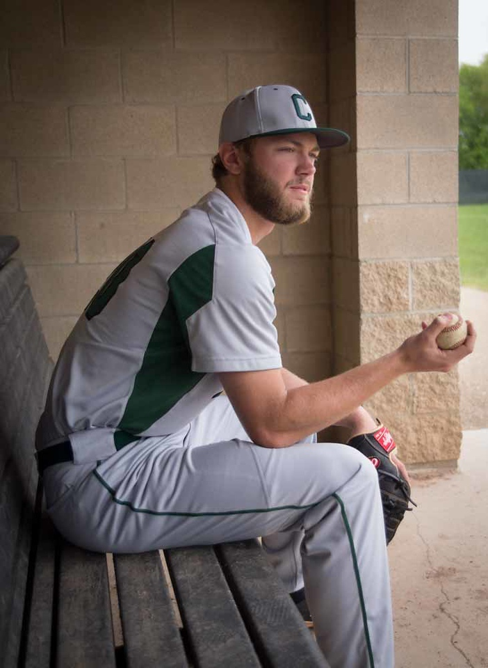 Michael Peliotes - Baseball