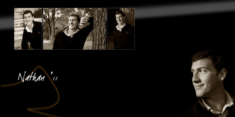Nathan Morava Senior Photos