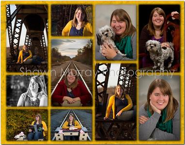 Rachel Peine 11x14 collage