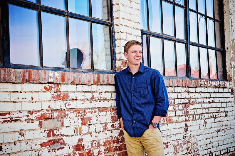 Tanner Kliewer Senior Portraits