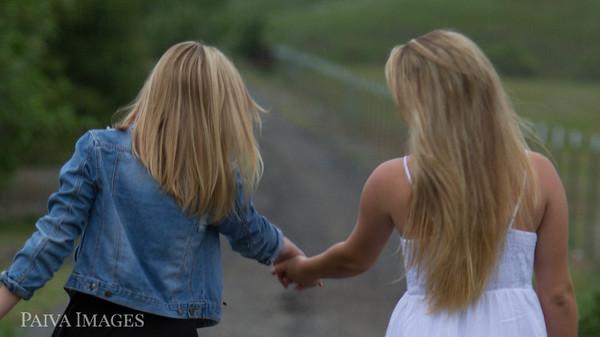 Mackenzie and Dakota may 2012