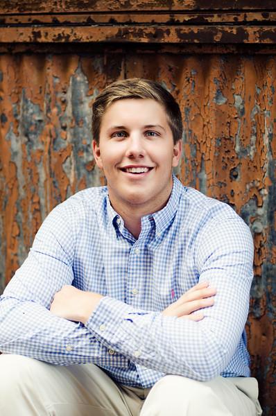 Chase's Senior Portraits