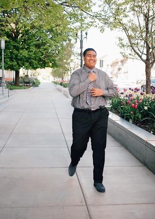 Manase // Utah Senior Photography