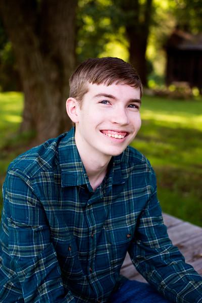 Owens Senior Portraits