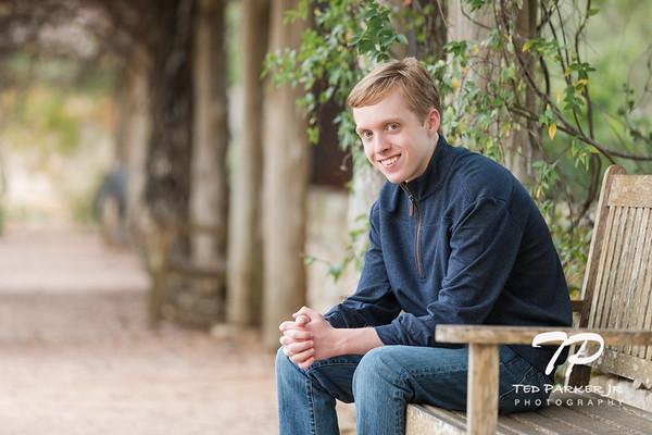 Hannon Senior Portrait