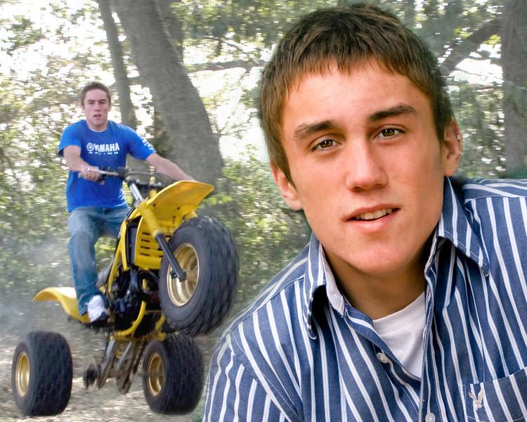 Matt's Senior Pics