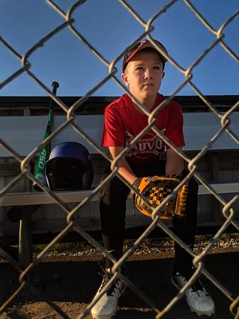 Evans baseball