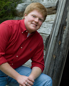 Austin Minter - Senior 2011