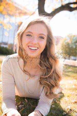 Kailey - Senior 2015