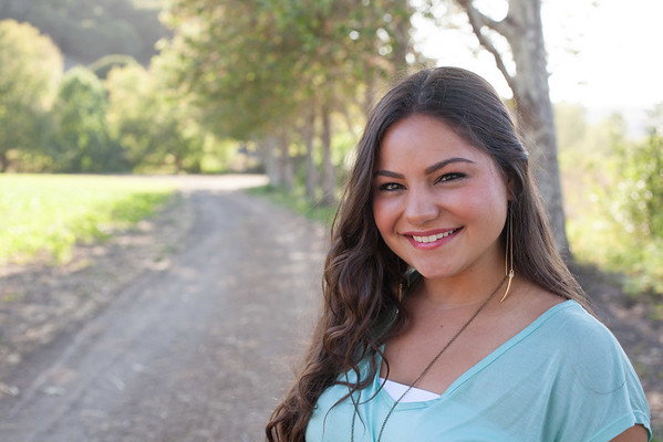 Devan's Senior Session | Avila Valley 2014