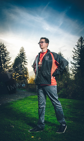 Dominick Class of 2019 - Yelm
