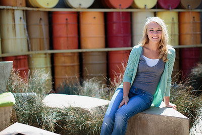 Johanna - Pella, Iowa in Orange County Senior Portraits 003