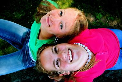 Kristi & Erin '09