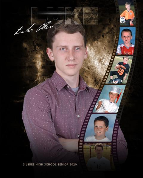 8x10 Filmstrip Luke