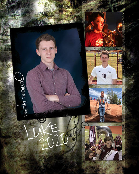 8x10 collage Luke