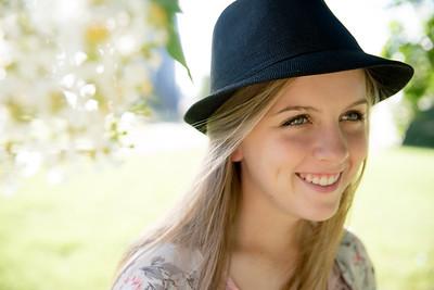 Maddie at 16
