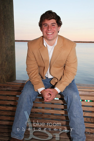 Sam Parker, Senior Portrait  Weeks Bay, Beckwith Camp and Conference Center