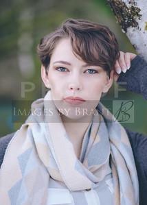 Sierra Guerin Senior Portrait