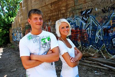 Brandon & Chantel Y. '10