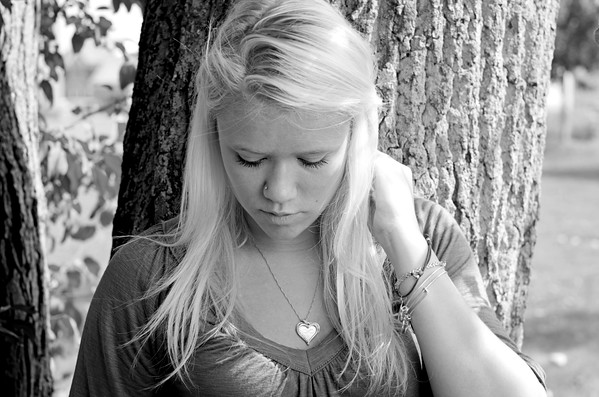 Serena Senior Portrait