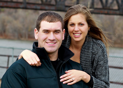Shannon and Mike Engagement Pics 2010