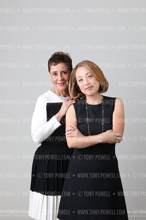 Sheila Johnson & Sachiko Kuno