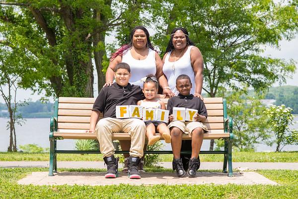 Sherrie & Family