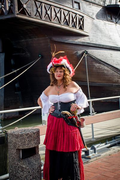 Sherry - Pirate Shoot