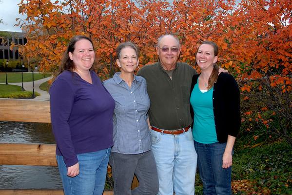 Shiffler Family Portraits 2012