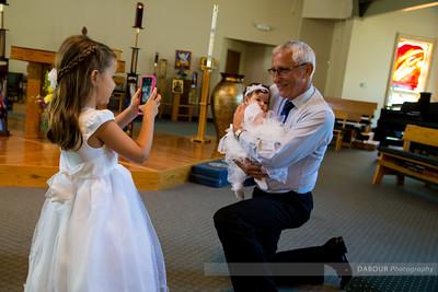 Shive Baptism September 4, 2016