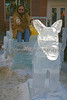 Shui-Sien: Riding ice sculpture