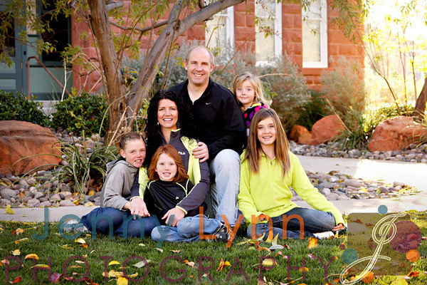 Shumway Family