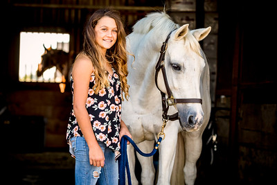Silent Knight Stables: Trinity & Boo - 10/6/17