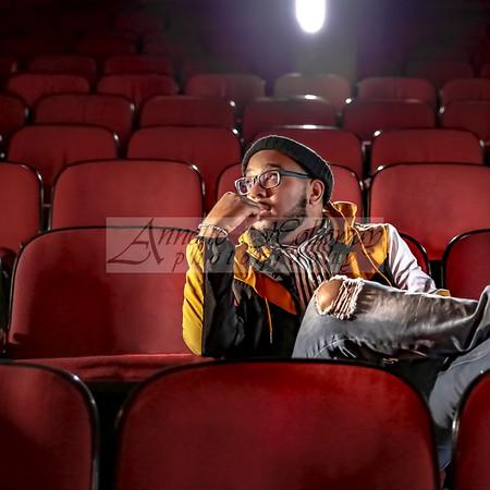 Legin - rapper, CHH artist, spoken word // Cover for new single SPARK