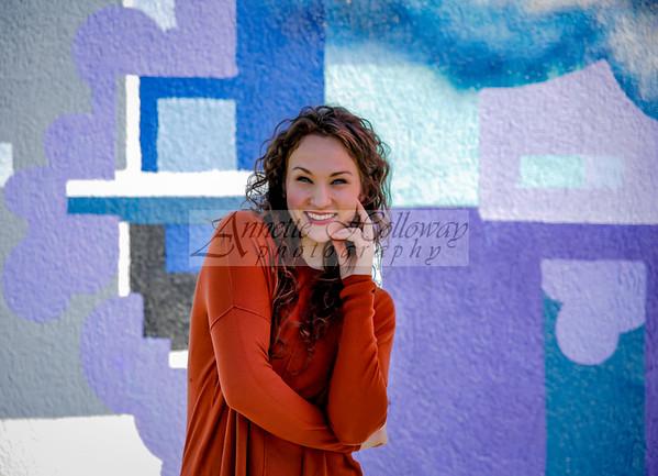 Mariah Gorman - dancer for Mandisa