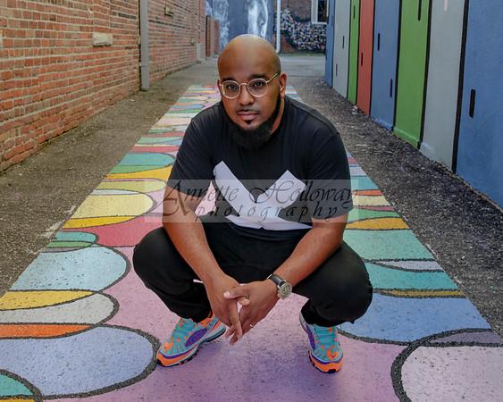 Legin - Christian Hip Hop and spoken word artist, speaker