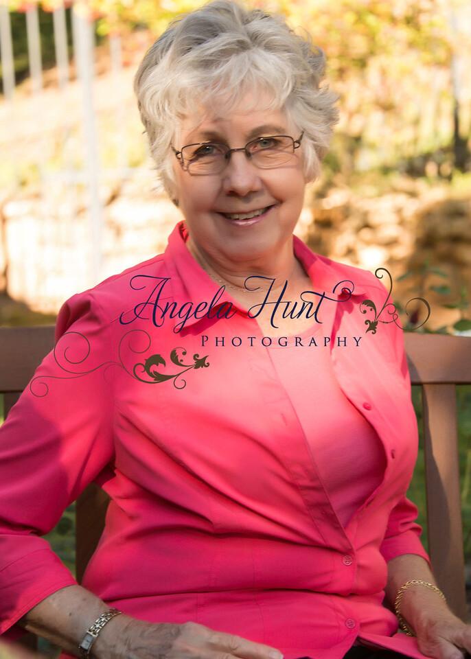 Peggy Morris rose garden