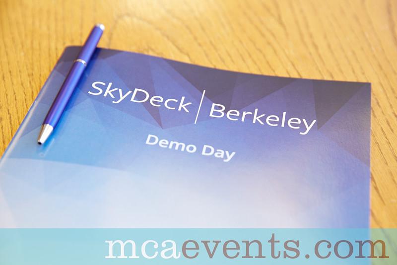 SkyDeck Berkeley's Demo Day 2015