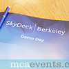 SkyDeck Berkeley's Demo Day 2015