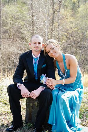 Skyla & Tony. Prom