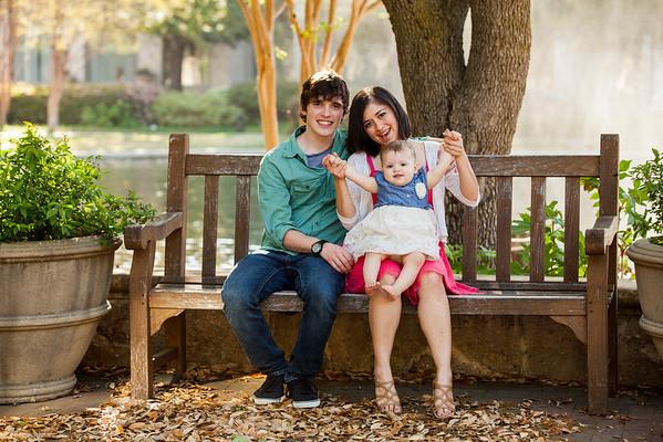 Spring 2016 Family Portraits