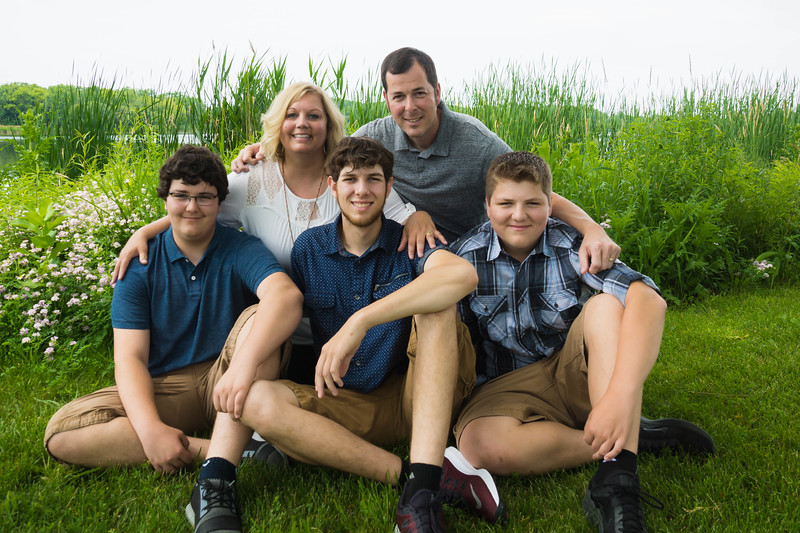 Sluder Family 3580 Jun 30 2019