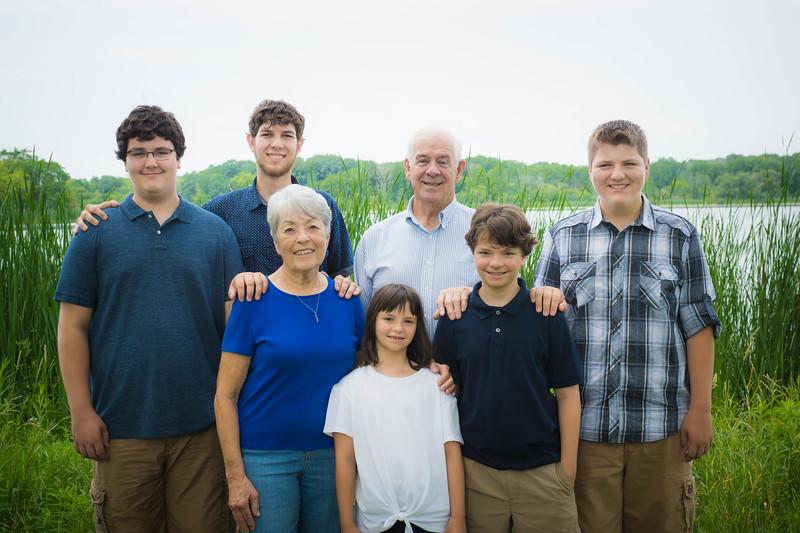 Sluder Family 3542 Jun 30 2019