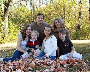 Smith Fall Family Photos