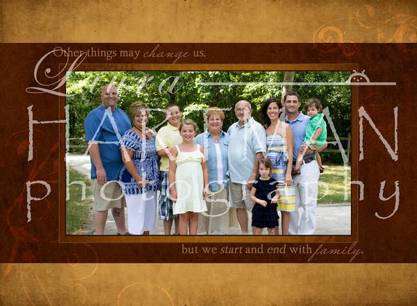 Family Wrap
