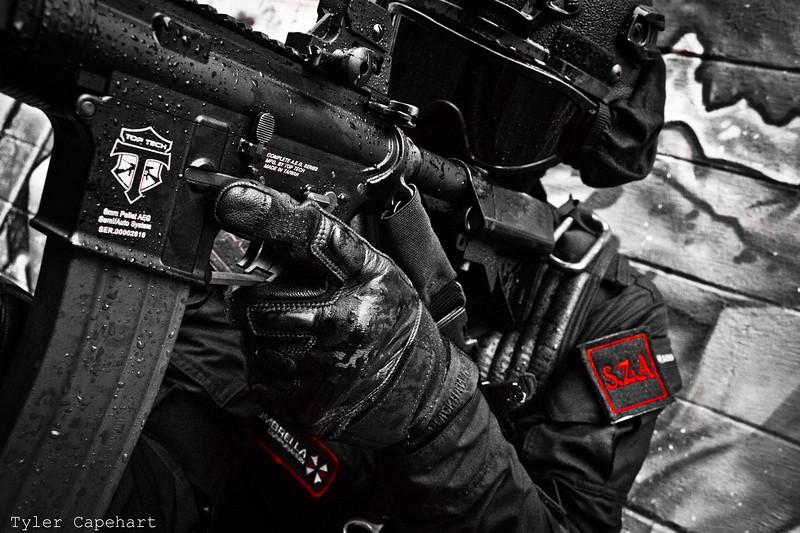 Resident Evil Cosplay