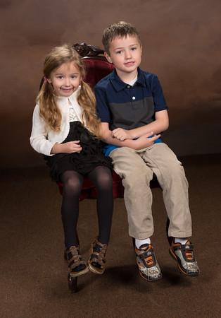Dave & Kristen Sohm Family November 2014