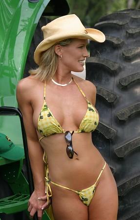 Patsy - John Deere Bikini