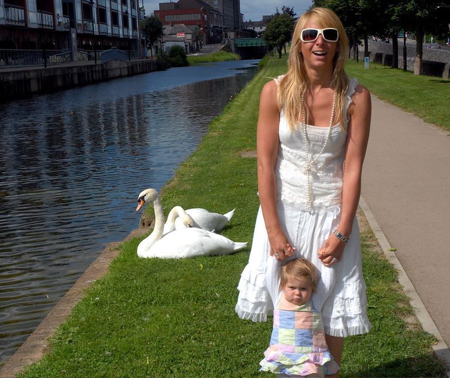 Sonia at Royal Canal
